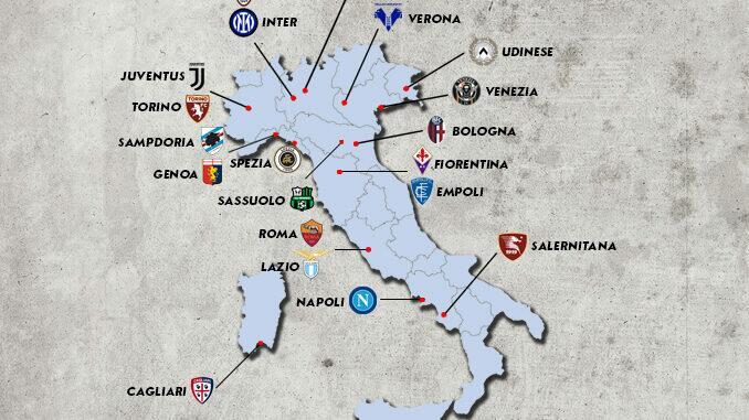 rivalidades do campeonato italiano