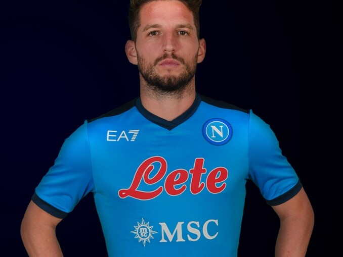 Camisa Napoli 2021-2022