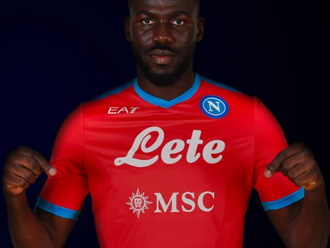 Camisa Napoli 2021-2022 -