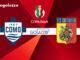 Como x Catanzaro Copa Itália 2021-2022