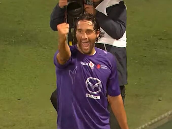 Maiores jogadores da Fiorentina - Luca Toni