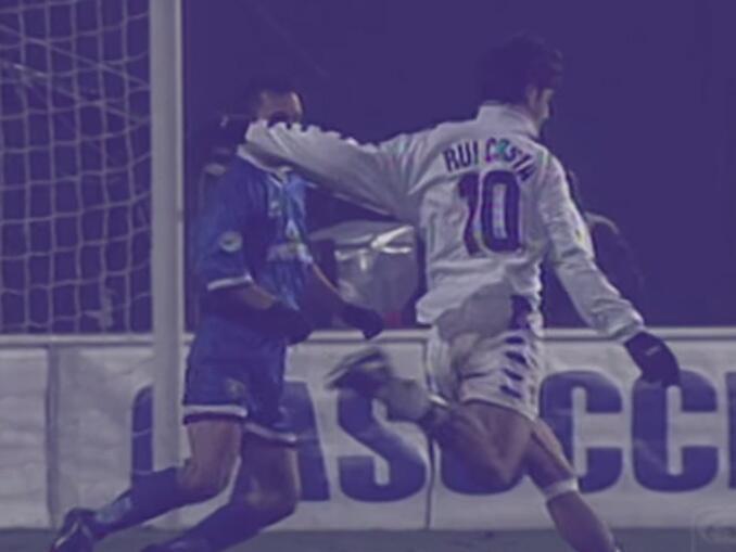 Maiores jogadores da Fiorentina - Rui Costa
