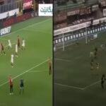 Primeiro gol de Tonali pelo Milan lembra MUITO o de Pirlo; compare