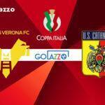 Hellas Verona recebe Catanzaro na Copa Itália, único time da Serie C no torneio