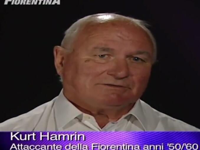 maiores jogadores da Fiorentina - Kurt hamrin