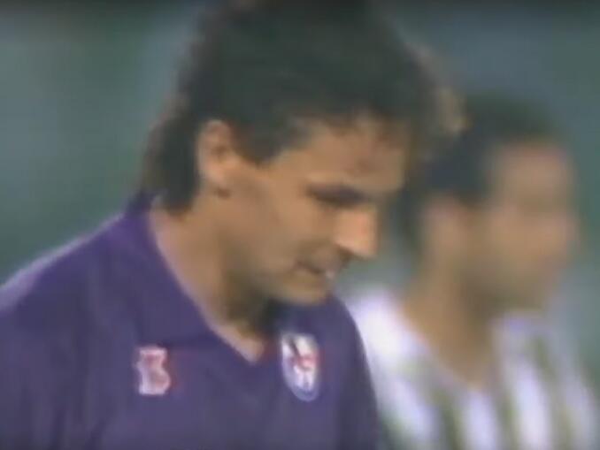 Maiores jogadores da Fiorentina - Roberto Baggio