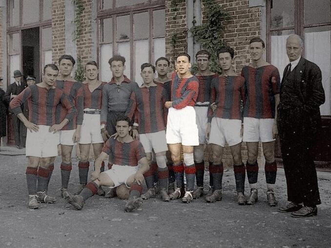 Maiores jogadores do Bologna - Giuseppe Della Vale