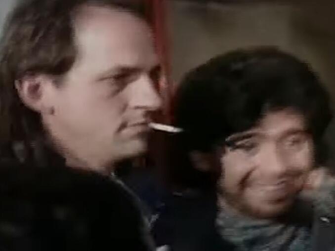 Maradona no Napoli - suspensão cocaína 1991