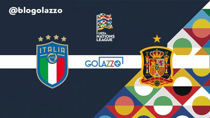 ASSISTIR ITALIA ESPANHA AO VIVO NATIONS LEAGUE