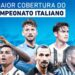 campeonato italiano no esporte interativo